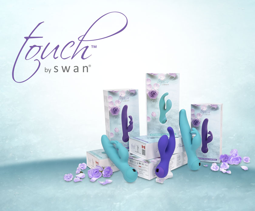 touch by swan
